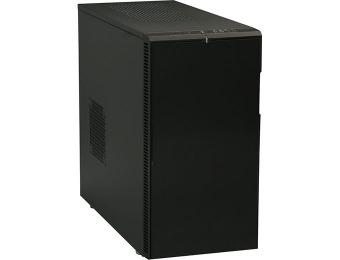 $50 off Fractal Design Define R4 Black Pearl Silent PC Case