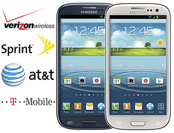 $100 off Samsung Galaxy S III with 2 year contract