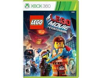 50% off The LEGO Movie Videogame - Xbox 360