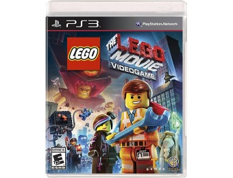 50% off The LEGO Movie Videogame - Playstation 3
