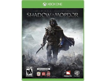 70% off Middle Earth: Shadow of Mordor (Xbox One)