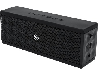 83% off Ematic EP205 Portable Bluetooth Speaker & Accessory Kit