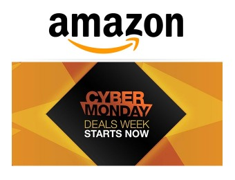 Amazon Cyber Monday Deals Week - Save Over 75% off