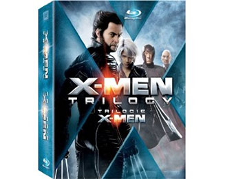 70% off X-Men Trilogy on Blu-ray