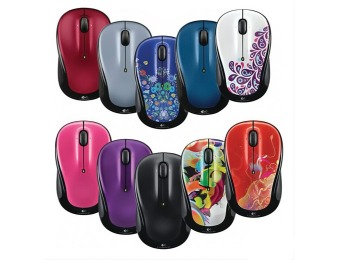 67% off Logitech M325 Wireless Mouse - Multiple Styles