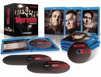 $230 off The Sopranos: Complete Series (Blu-ray + Digital HD)