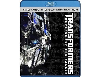 86% off Transformers 2: Revenge Of The Fallen (Blu-ray)