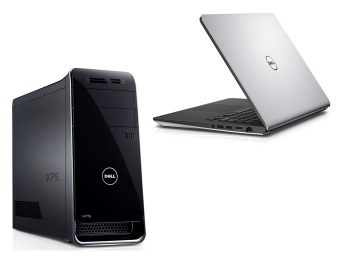 Dell Flash Sale - 25% off Select Laptops, Desktops & Electronics