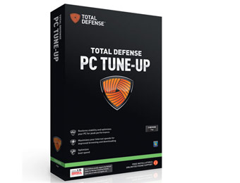 Total Defense PC Tune Up, Free After $40 Rebate
