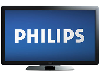 "$200 off Philips 55PFL3907/F7 55"" LCD 1080p Smart HDTV"