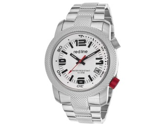 90% off Red Line Men's 50043-22S Octane Stainless Steel Watch