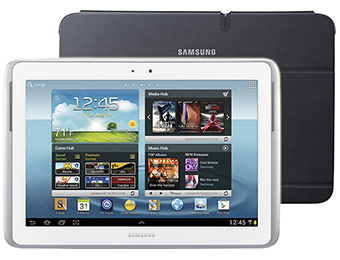 $50 off Samsung Galaxy Note 10.1 Tablet & Book Cover Stand Case