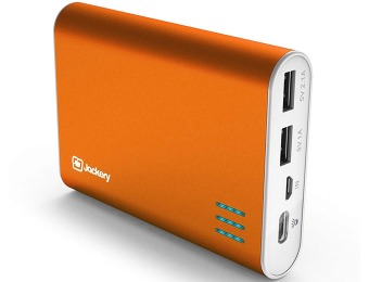 $107 off Jackery Giant+ Premium Portable 12000mAh Power Pack