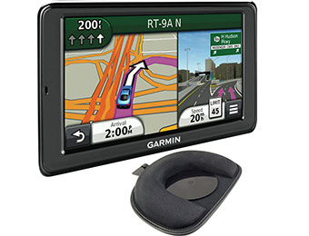"$150 off Garmin nüvi 2595LMT 5"" GPS w/ Lifetime Traffic & Maps"
