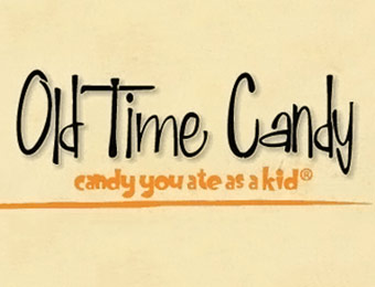 10% off any order w/ Old Time Candy coupon 33733