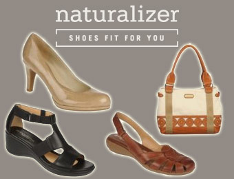 30% off sitewide w/ Naturalizer promo code AFFF2013