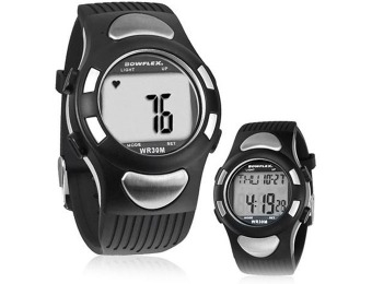 $120 off Bowflex EZ Pro Strapless Heart Rate Monitor Watches
