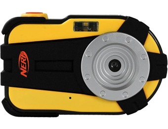 "80% off Nerf 2.1MP Digital Camera With 1.5"" TFT Preview Screen"