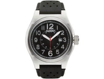 $100 off Zippo Sport 45010 Analog Adventure Watch