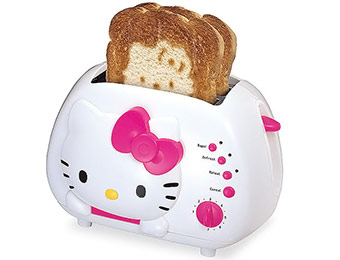 33% off Hello Kitty Toaster