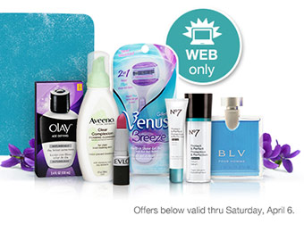 20% off Beauty & Personal Care w/ Walgreens code BPC20