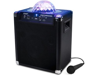 $81 off Ion Audio Party Rocker Live Bluetooth Wireless Speaker