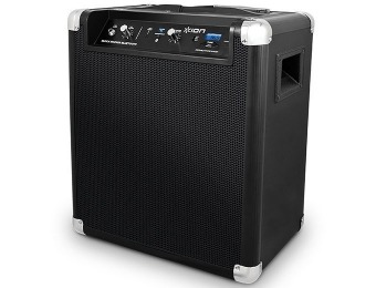 $120 off Ion Audio Block Rocker Bluetooth Wireless Speaker