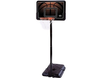$81 off Lifetime 90040 Height-Adjustable Basketball System