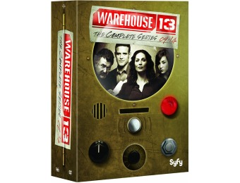 78% off Warehouse 13: The Complete Series DVD