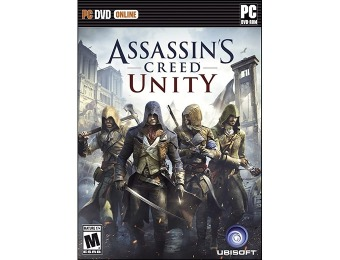 73% off Assassin's Creed Unity - PC Video Game