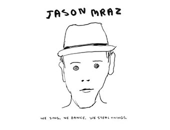 79% off Jason Mraz: We Sing, We Dance, We Steal Things (Music CD)
