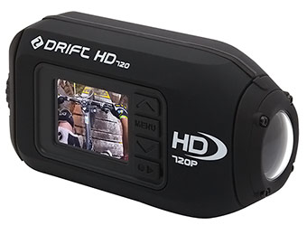 Extra $90 off Drift Innovation HD720 Action HD Camcorder
