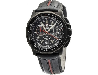 55% off Luminox 9278 F-22 Raptor Chronograph Men's Watch