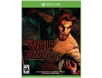 75% off The Wolf Among Us - Xbox One Video Game