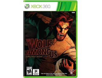 $10 off The Wolf Among Us - Xbox 360 Video Game