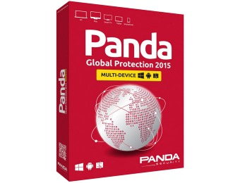 Free after Rebate: Panda Global Protection 2015 - Unlimited