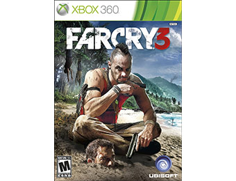 50% off Far Cry 3 (Xbox 360)