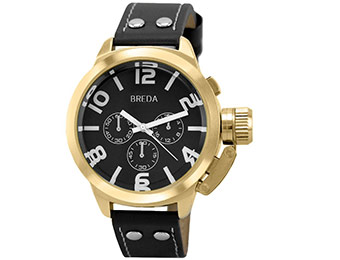 43% off Breda Men's 1626-Gold Austin Watch