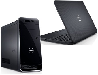 Save Up to 50% off Dell PCs, Extra $50 off with Promo Code
