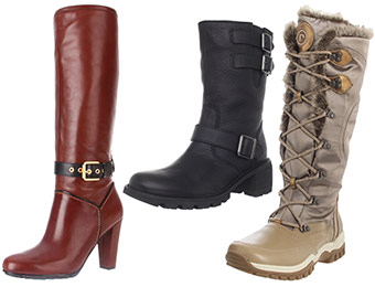 Up to 50% Off Rockport Women's Boots