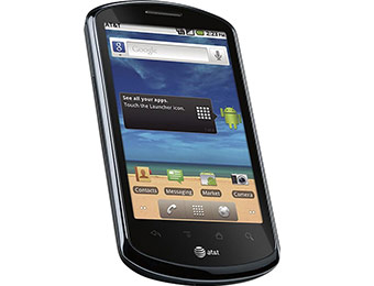 75% off Huawei U8800 Impulse 4G AT&T Mobile Phone