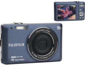 $40 off Fujifilm JX665 16 Megapixel Digital Camera