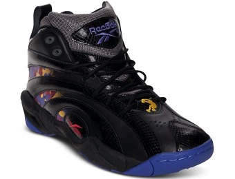 $80 off Reebok Men's Shaqnosis Basketball Sneakers