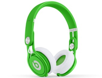 $120 off Beats by Dr. Dre Mixr On-Ear Headphones - Neon Green