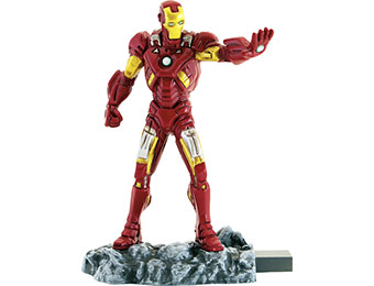 70% off Avengers Collection Iron Man 8GB USB Flash Drive