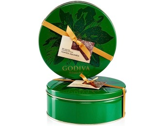72% off Godiva Chocolate Covered Toffee Tin