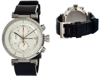 54% Off Issey Miyake W ISSSILAY004 Stainless Steel Watch
