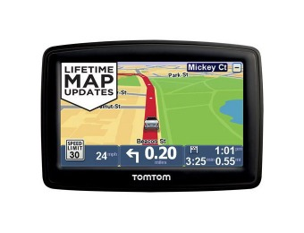 $44 off TomTom START 50M 5-Inch GPS Navigator w/ Lifetime Maps