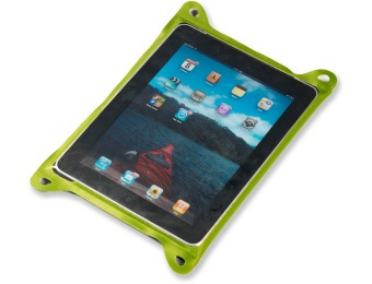 $20 off Sea to Summit Waterproof iPad Cases, 4 Colors