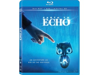 67% off Earth to Echo (Blu-ray + DVD + Digital HD)